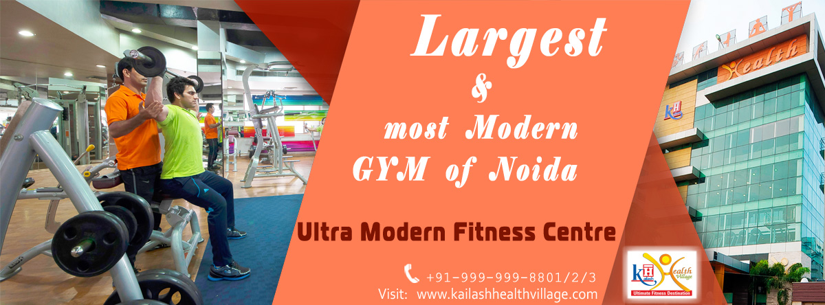 Gym in Noida Sector 62