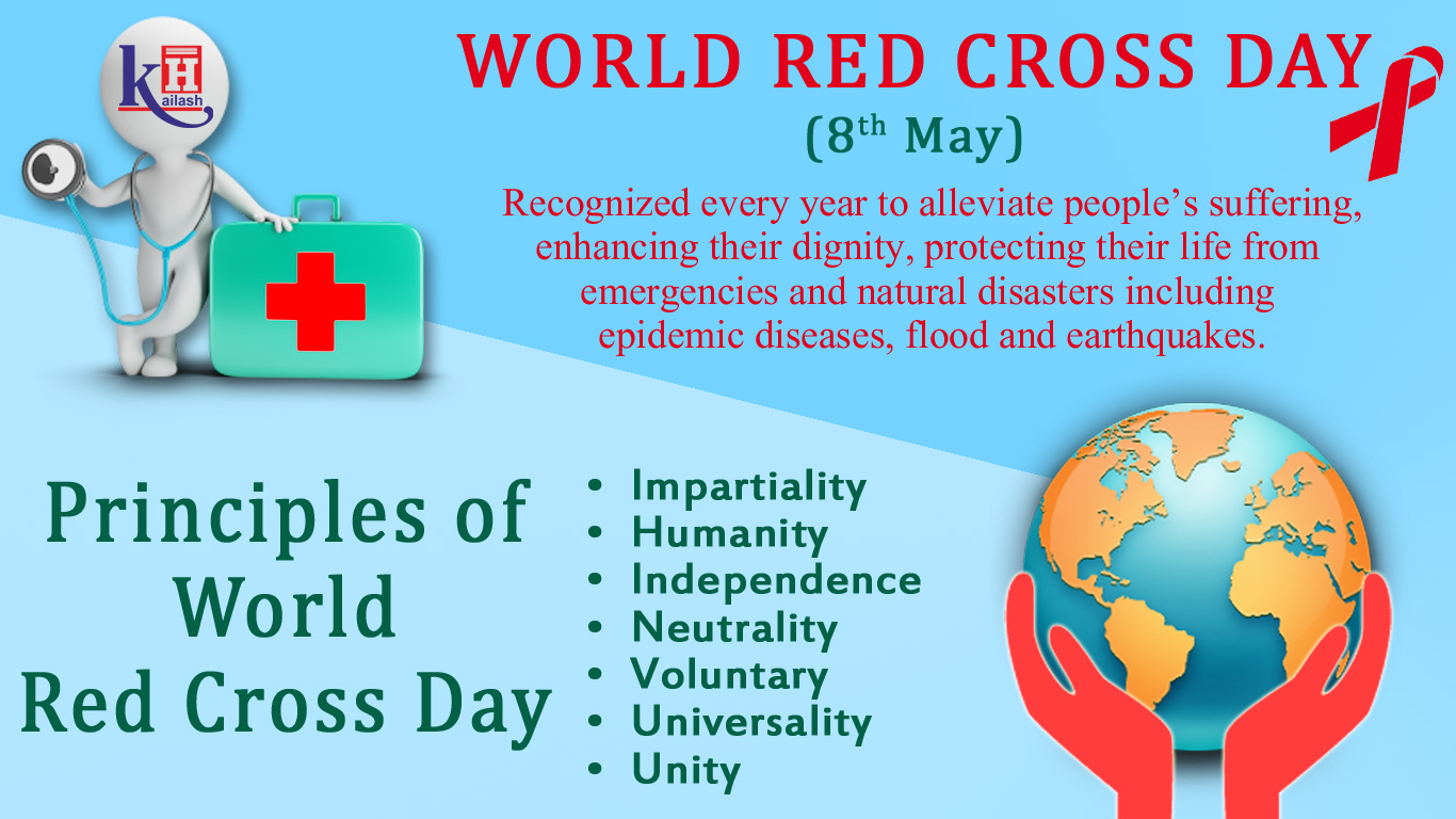 World Red Cross Day Health Day 8th May