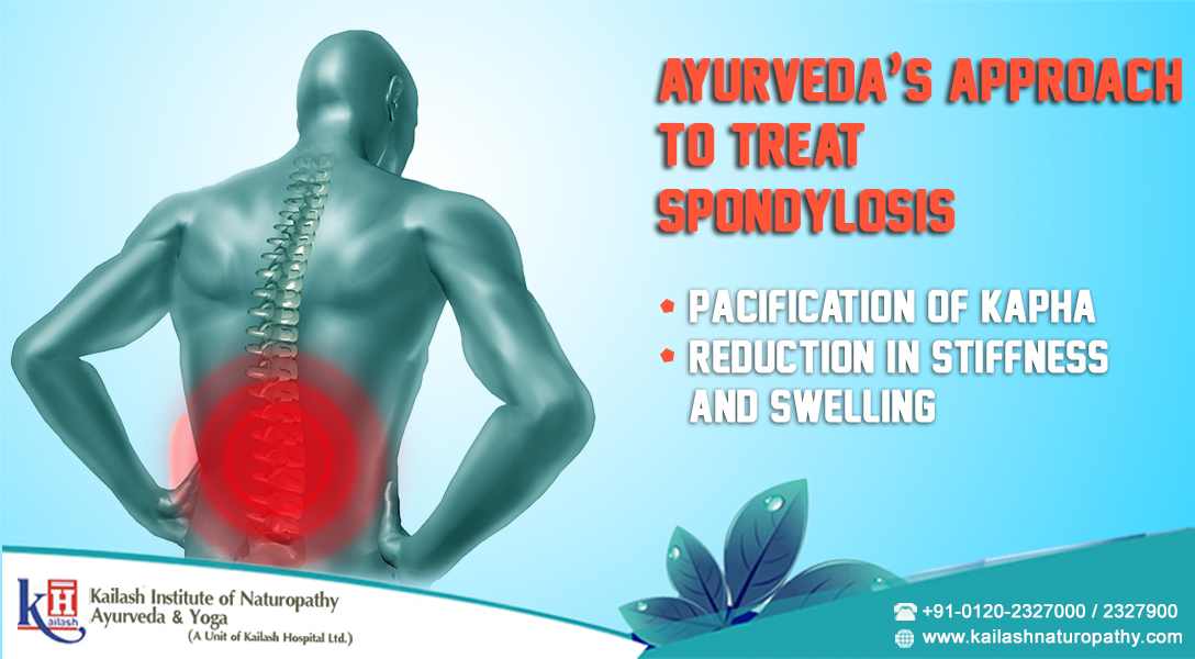 Treat your Spondylosis Problem through our Ayurveda Treatment