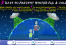 8 Ways to Prevent Winter Flu & Cold