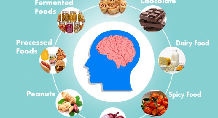 Foods that Trigger Migraine Headache