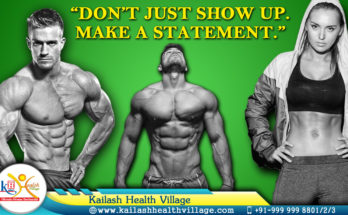 Health is more important than style… Work for Better Fitness