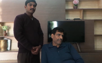 Mr. SK Jain is very happy to lose 14 kgs with Ayurveda Treatment