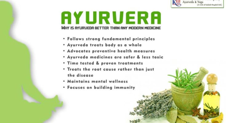 Why is Ayurveda better than any Modern Medicine?
