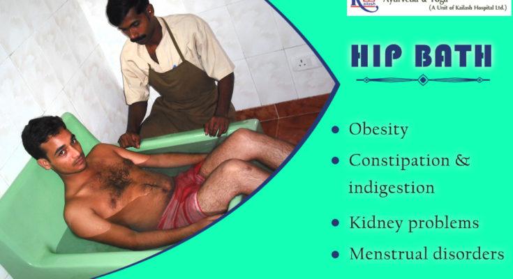 Benefits of Hip Bath