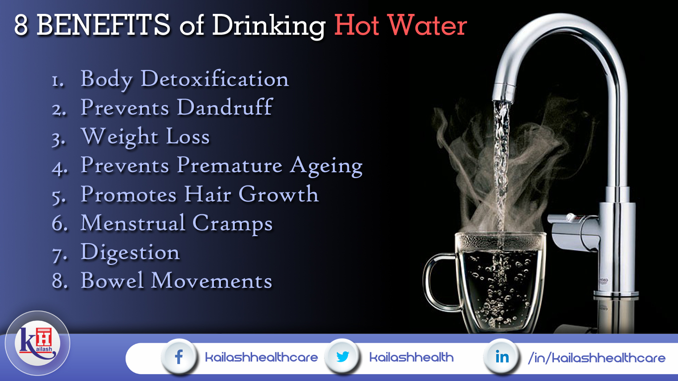 #HotWater #BenefitsofHotWater #DrinkingHotWater #HealthTips Drinking Hot Water can give many Health Benefits