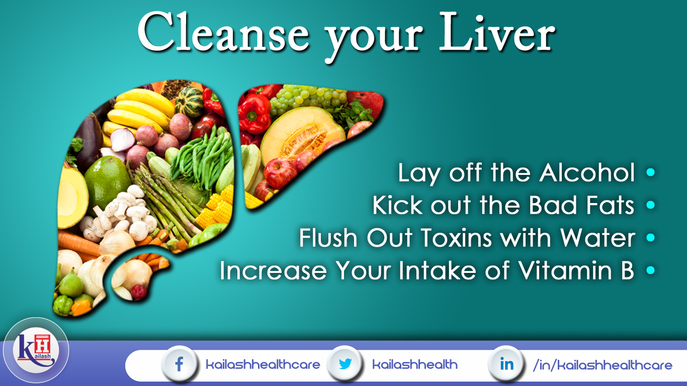 Liver is one of the most important organs of your body.. Take care of it.