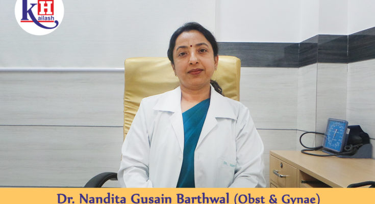 Dr. Nandita Gusain Barthwal (Obst & Gynae) Speech on International Women Day