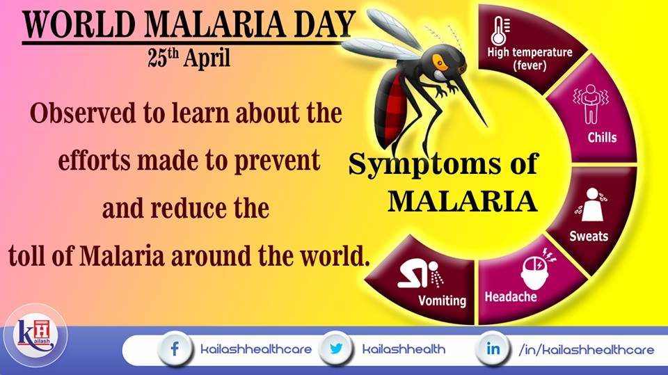 World Malaria Day encourages efforts towards prevention of Malaria