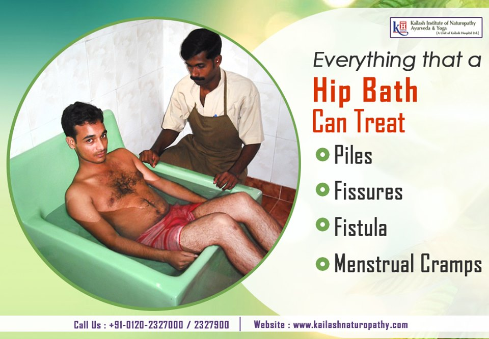 Hip Bath can relieve inflammation, improve hygiene & promote blood flow to the anogenital area