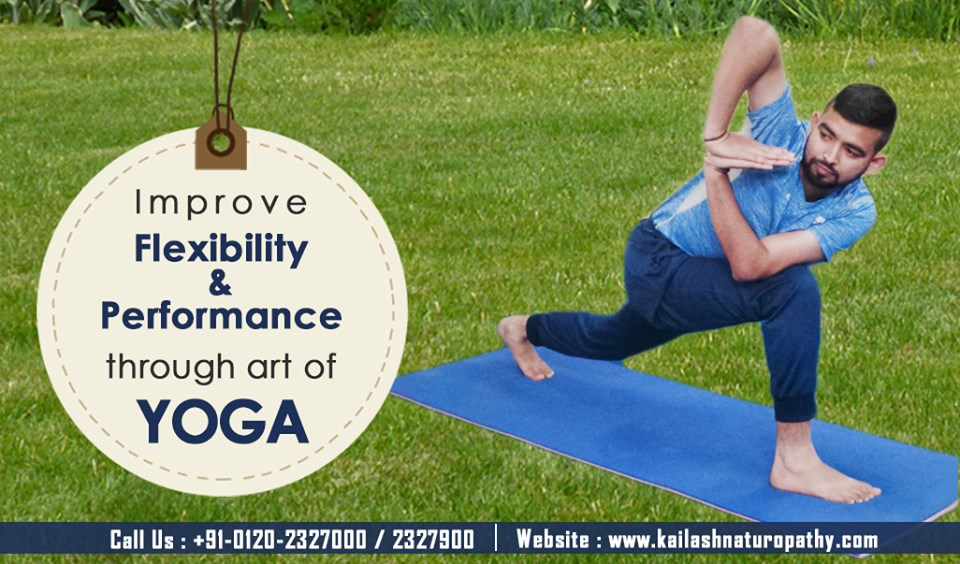 Yoga is an art to make your life more active, healthier & flexible with improved performance. Visit KINAY.
