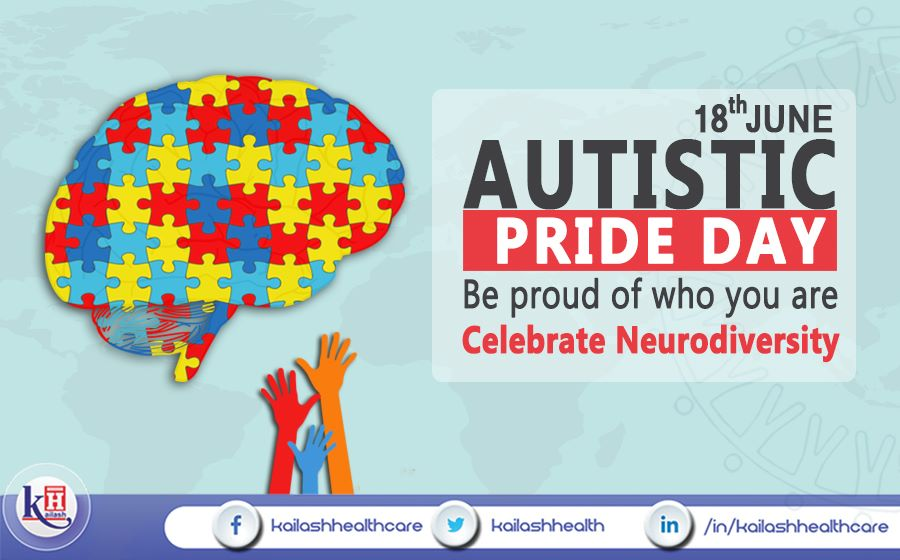 Autism is all about Neurodiversity & Uniqueness. Be proud of what you are!