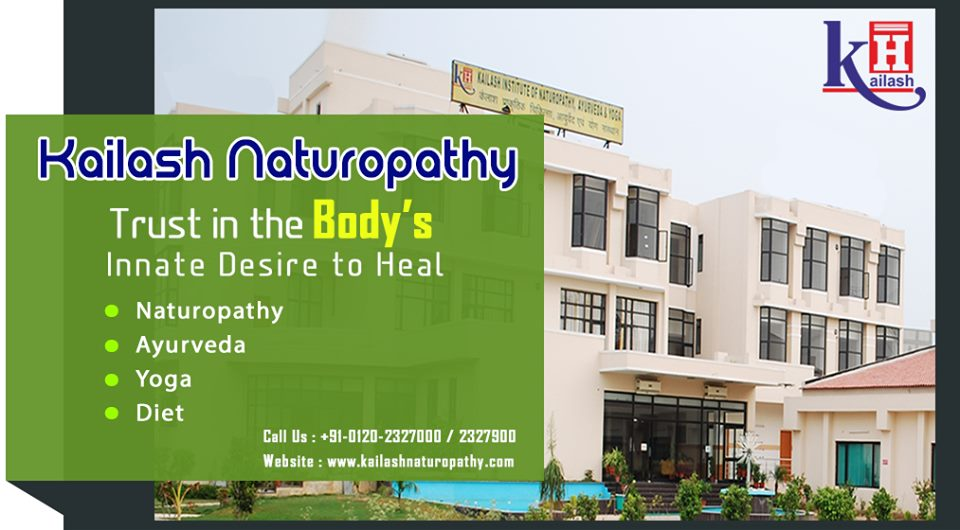 Body's healing power & natural treatments treat diseases through Naturopathy & Ayurveda at KINAY.