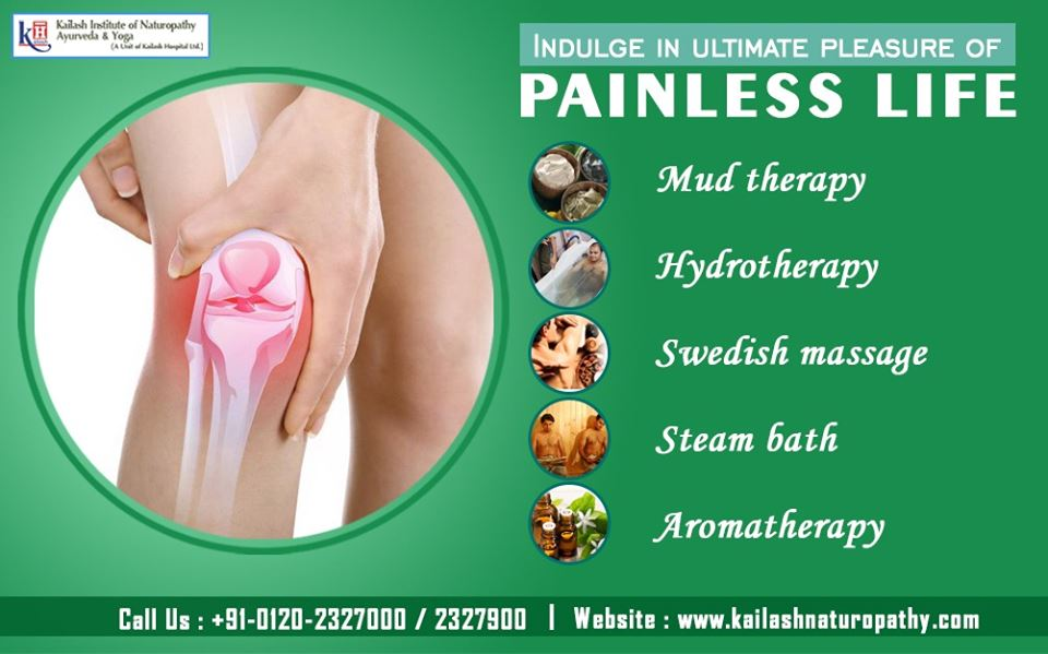 Naturopathy is the ultimate mantra for a pain-free life. Visit KINAY for Naturopathy Treatments.