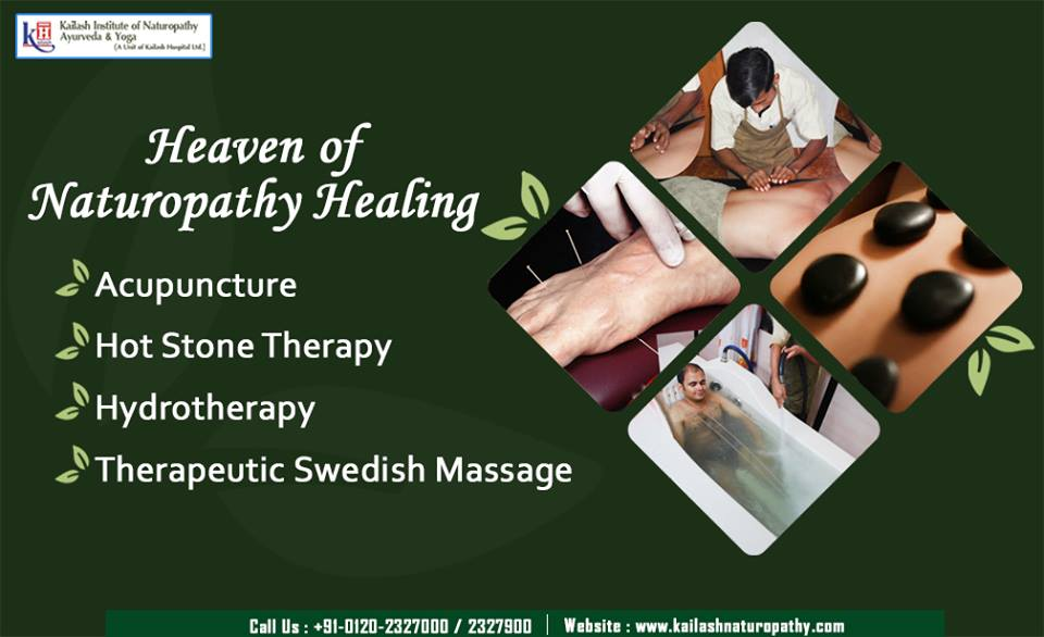 Experience the holistic healing with Naturopathy Therapies at KINAYExperience the holistic healing with Naturopathy Therapies at KINAY