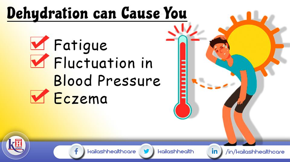 Feeling fatigued with BP fluctuation may indicate Dehydration. Consult your Physician.