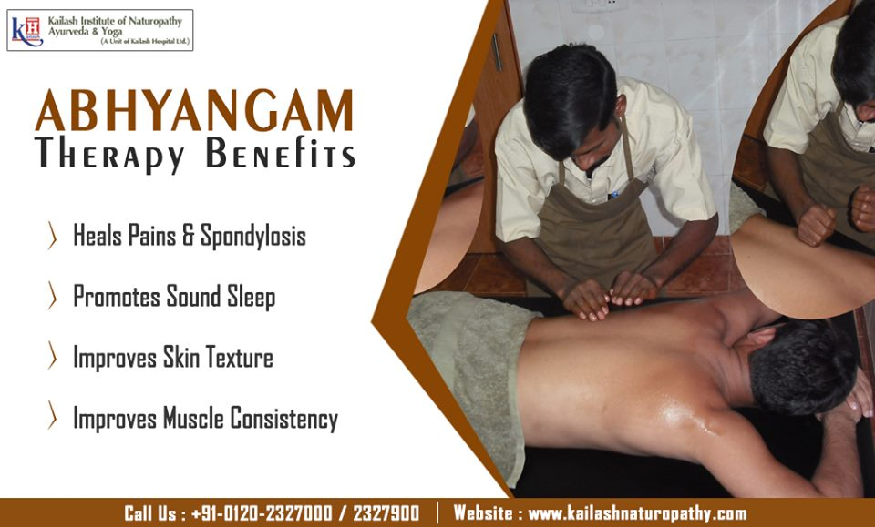 Abhyangam is an amazing Ayurveda Therapy for Naturally Treating Chronic Joint Pains & Spondylosis.
