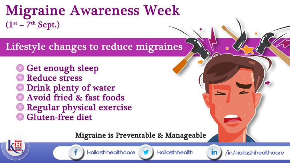 Migraine Attack is a throbbing headache with nausea becoming severe if unattended. Learn the tips to manage Migraine.