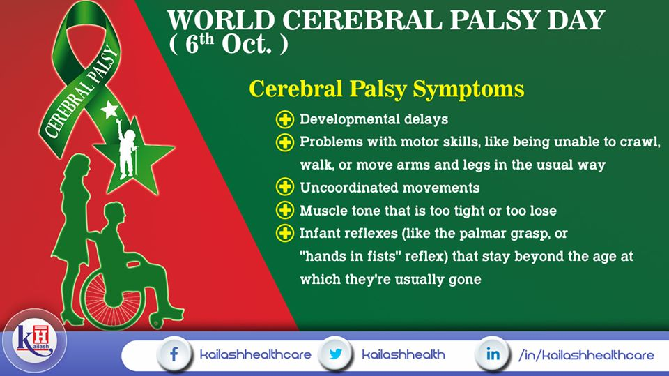 Diagnosing these symptoms of Cerebral Palsy in early childhood can help manage & treat their medical condition properly.