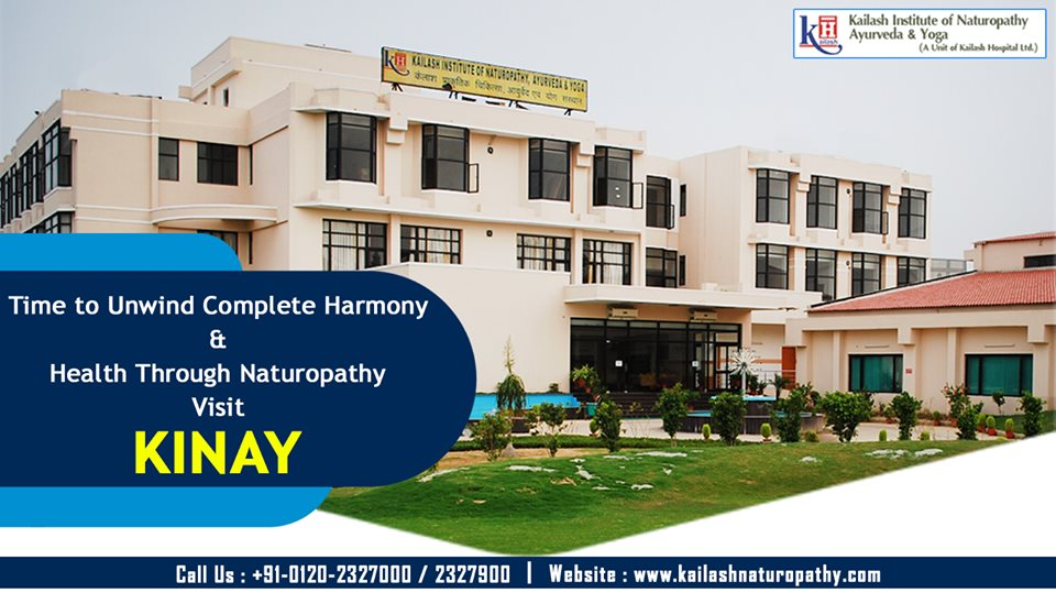 Unwind complete health & natural well-being through natural therapies at KINAY.