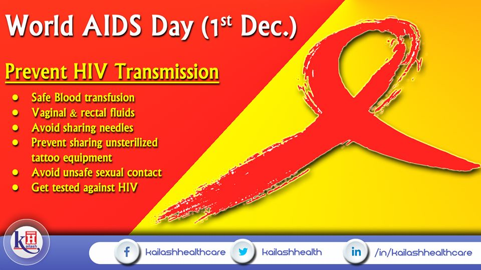 HIV does not spread through skin contact. Know about these safety measures to prevent HIV transmission.