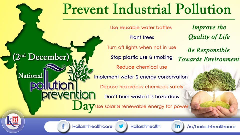 Reducing Industrial waste can help prevent pollution & build responsible communities. Stop pollution!
