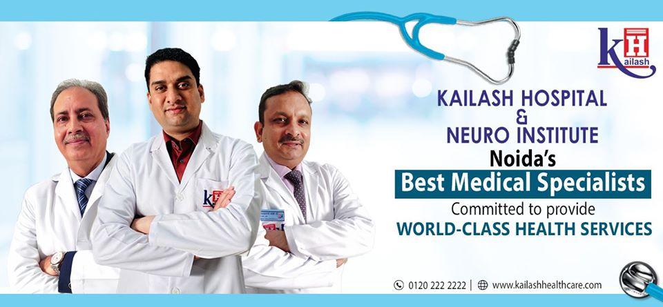 Get Comprehensive Treatments Through Best Team of Specialists at KHNI, Sec-71 Noida
