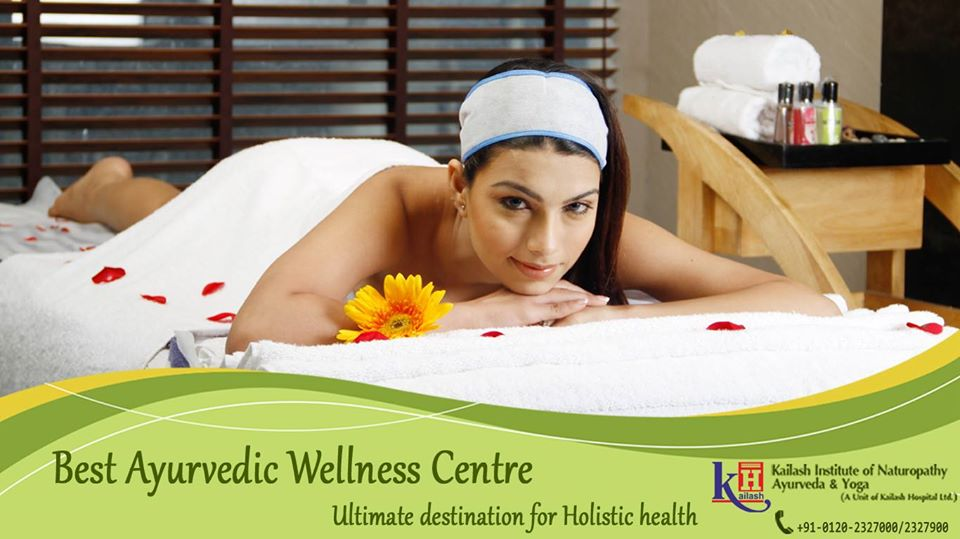 Relax your Body-Mind-Soul at NCR's Best Ayurvedic Wellness Centre