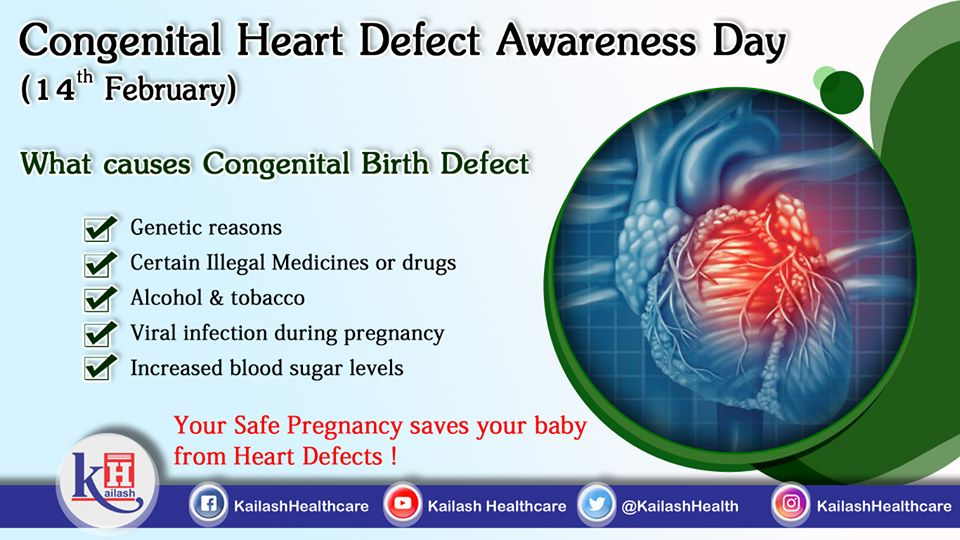 An untreated infection or alcohol intake during pregnancy can cause Congenital Birth Defects in babies. Stay safe against these practices.