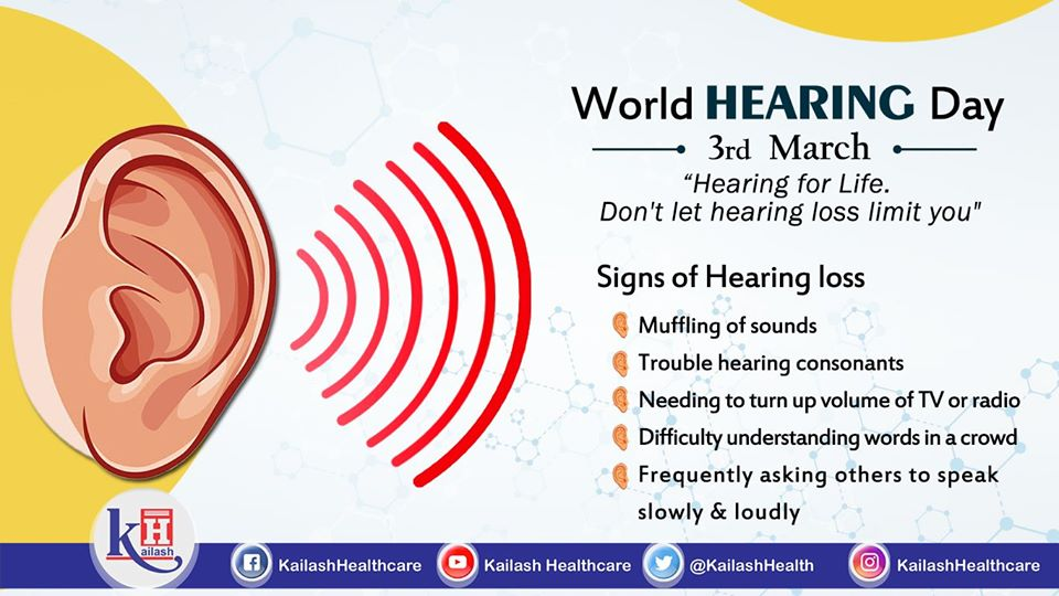 If your're experiencing muffling sounds or trouble hearing, you might be lose your hearing. Consult our ENT Specialists.