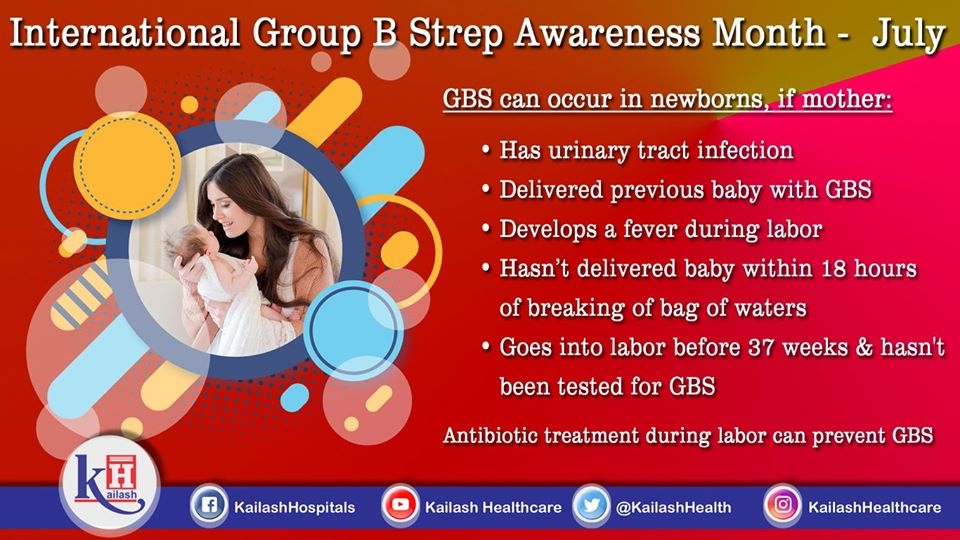 GBS disease can be prevented during first week of a newborn's life by testing pregnant women for GBS bacteria & giving antibiotics during labor to women at increased risk.