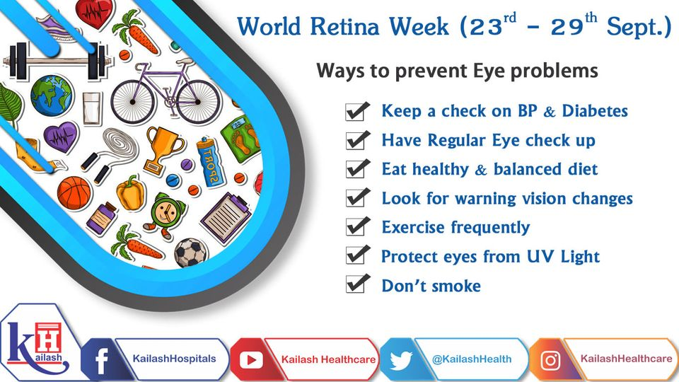 Any retinal injury or infection can lead to a vision problem. Learn ways to prevent Retinal disorders. Regular eye checkup is important. Consult our Eye Specialists.