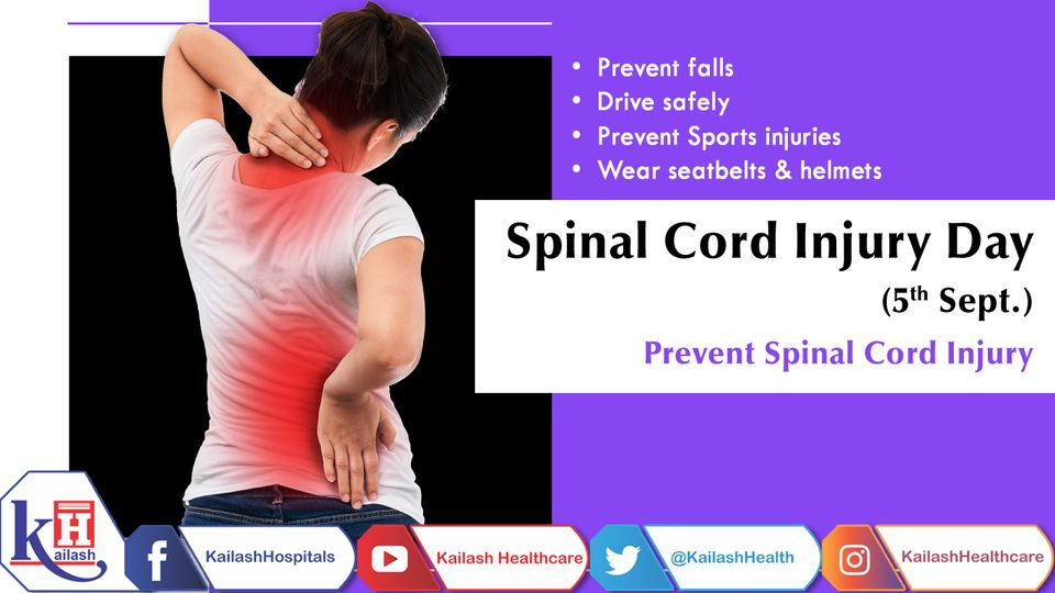 Spinal cord injury can be dangerous to life, so it is better to prevent it. Here are some vital tips.
