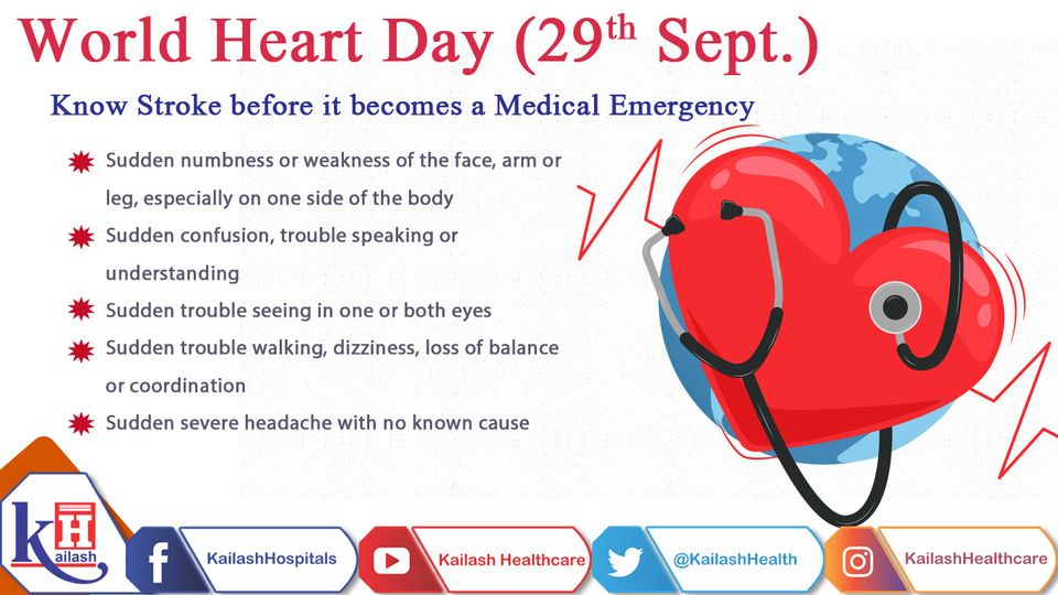 Stroke is indeed a medical emergency & Hypertension is the leading risk factor.
