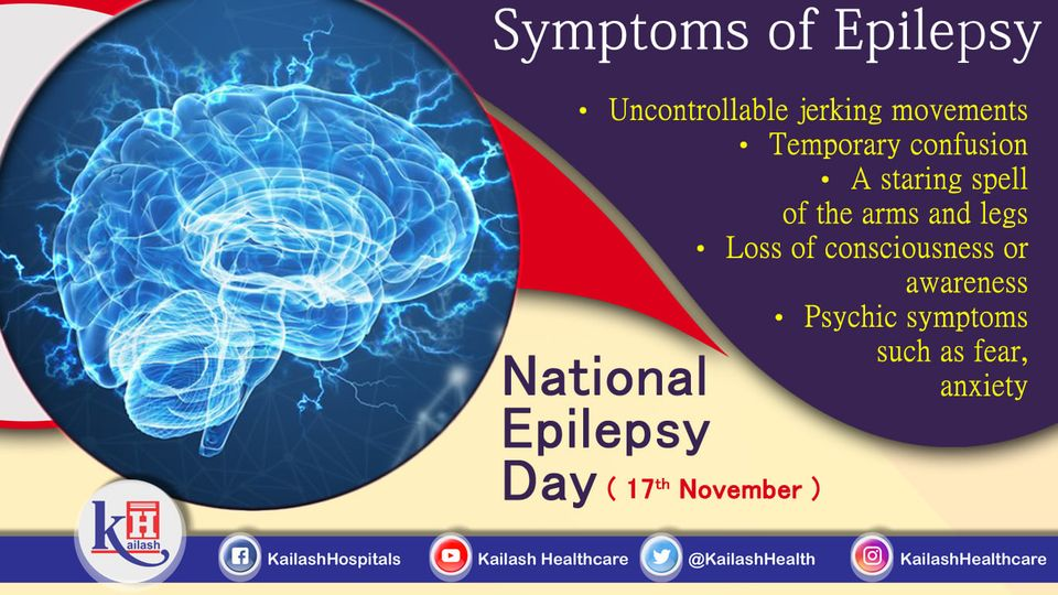 Early diagnosis of Epilepsy warning signs can help in managing the condition well