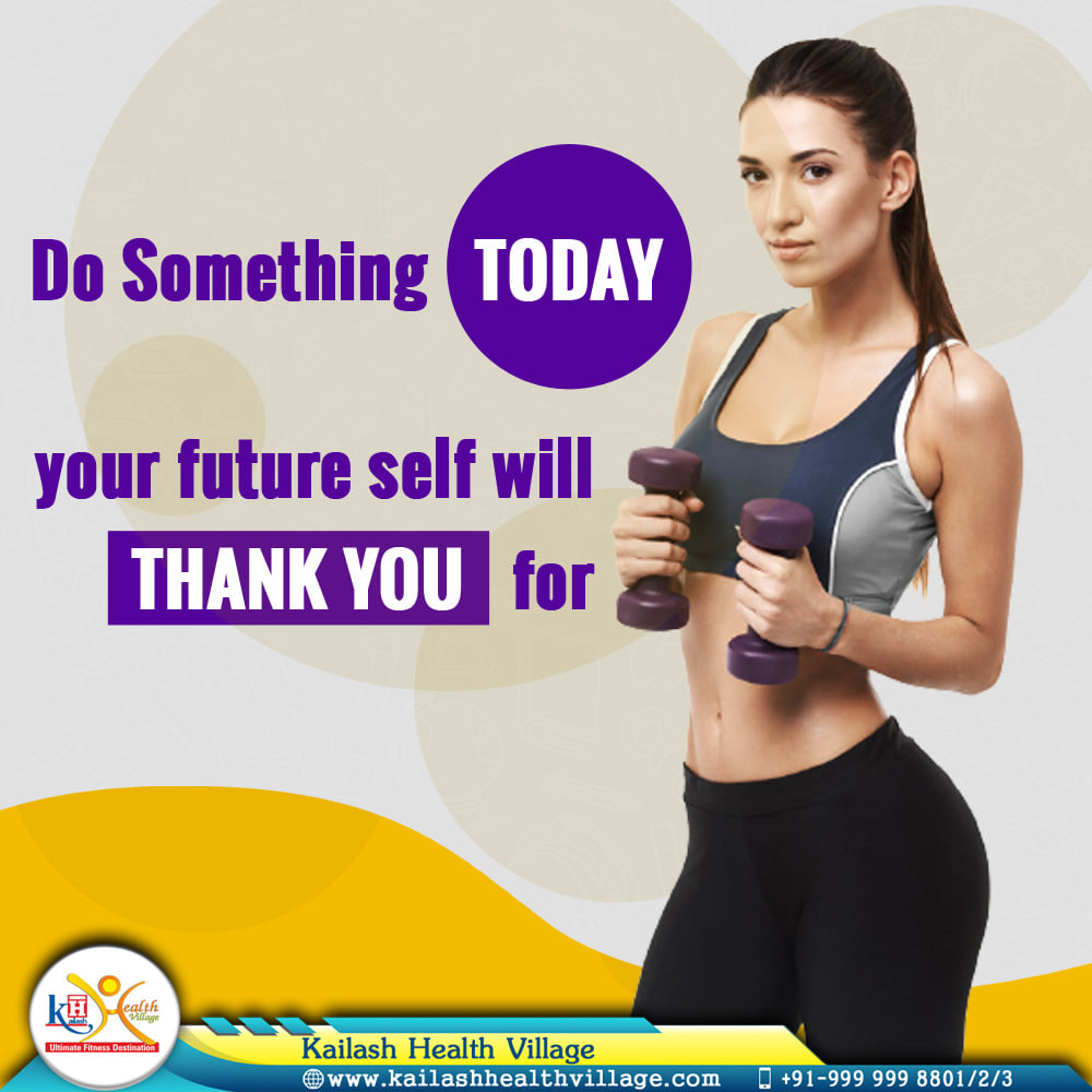Challenge your Limits, Build your Great Personality with result oriented workouts & fitness regimes.