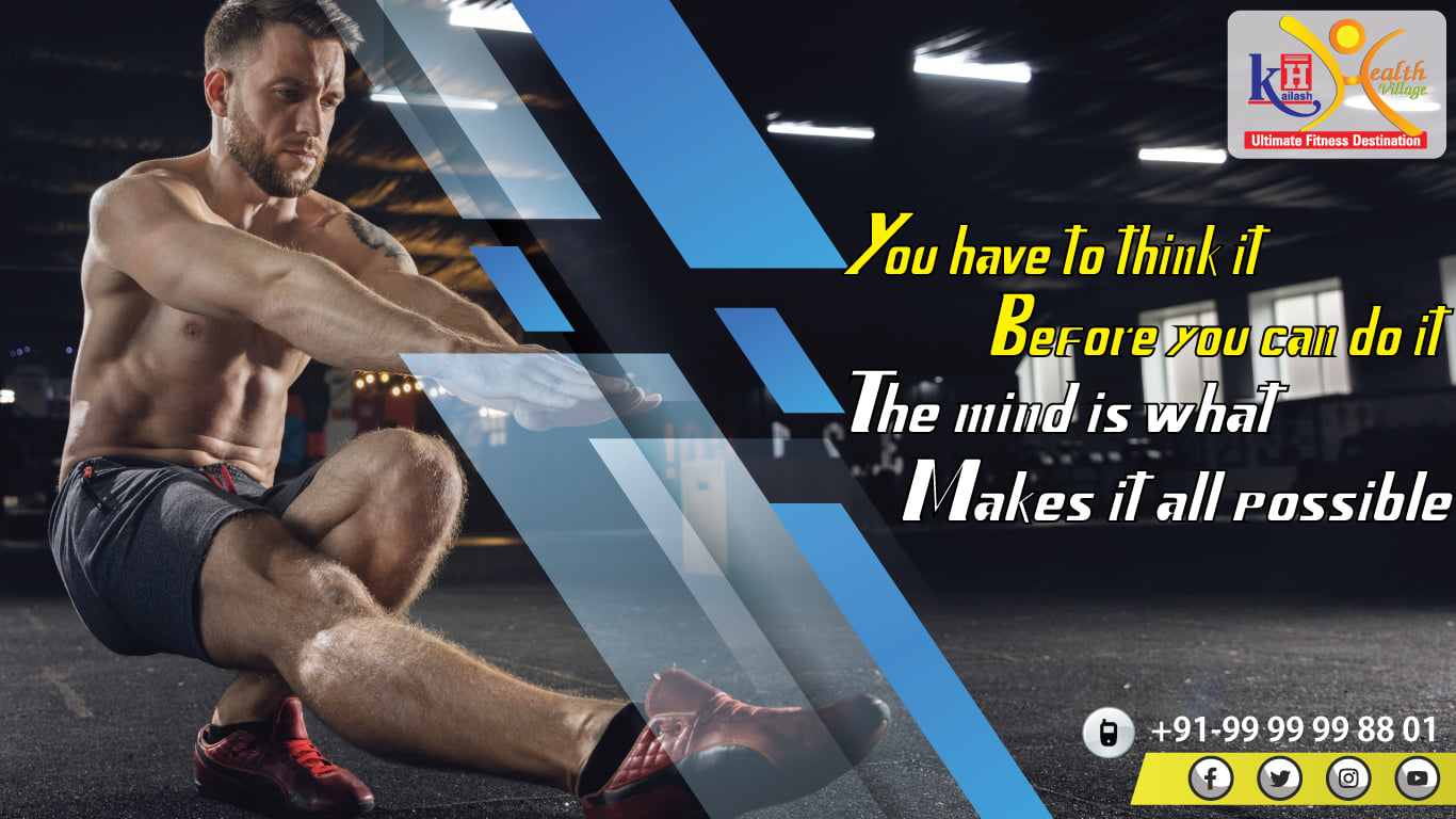 Focus your Mind to create yourself an Inspiration, you'll certainly work on it.