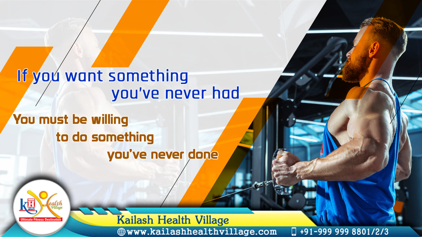 Our Trainers at Kailash Health Village are highly experienced & focused to give you the ultimate results you are aiming at.