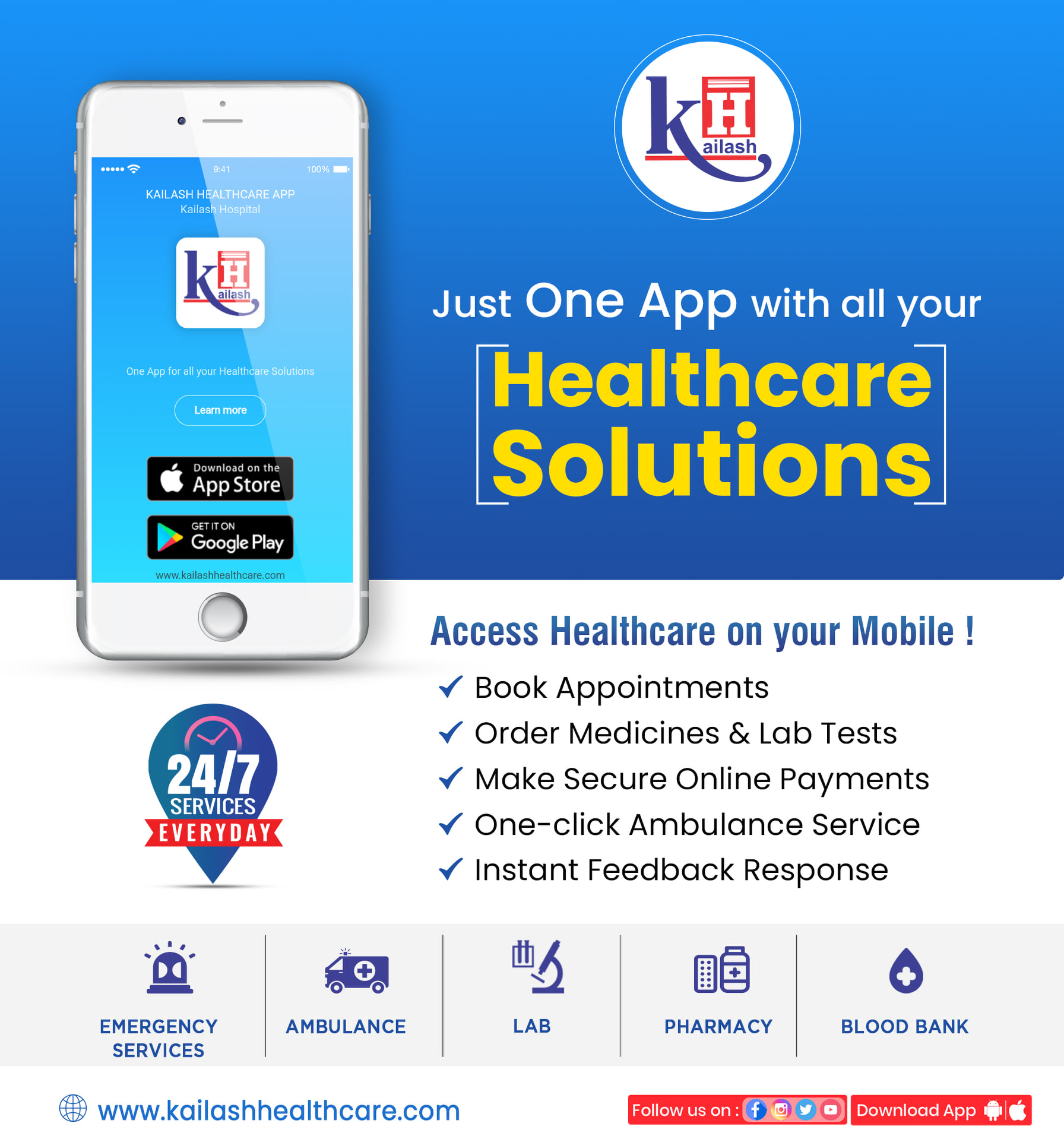 Still searching for the Best Healthcare App? It's here already!