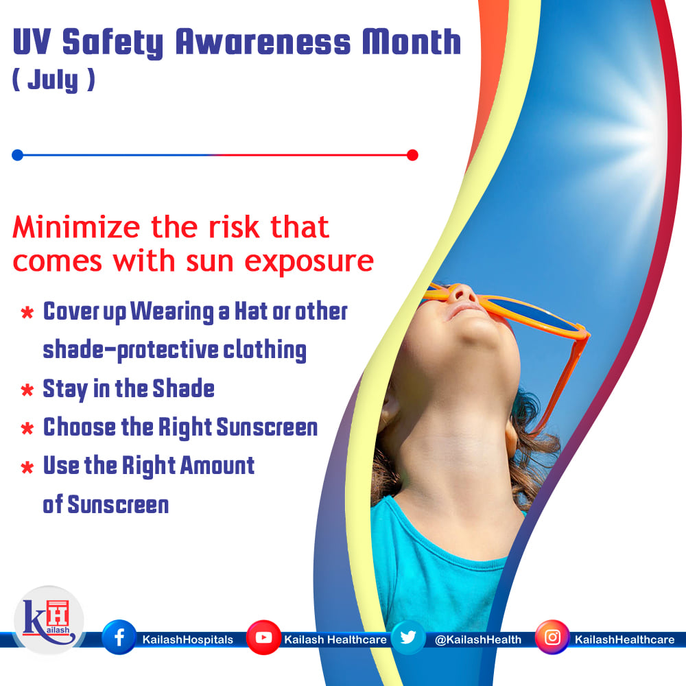 UV Safety is important. Keeping sun safety tips in mind can not only reduce the risk of skin cancer, but reduce premature aging of skin.